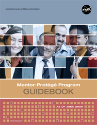 Mentor-Protégé Program Policy Guidebook (PDF)