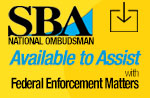 Office of the National Ombudsman Available to Assist with Federal Enforcement Matters