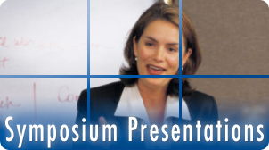 Click here to download speaker presentations